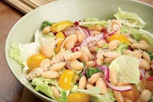 Fasulyeli Salata Tarifi