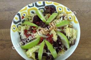 Narlı Bereket Salatası Tarifi