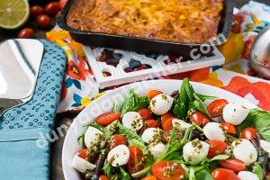 İtalyan Caprese Salatası Tarifi