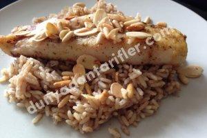 Sayadia Balık Yemeği Tarifi