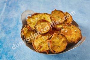İtalyan usulü Patlıcan Kızartması Tarifi