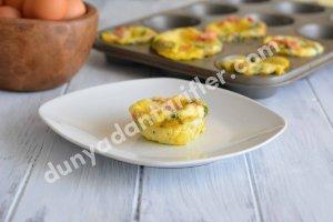 Yumurtalı Ispanak Keki Tarifi